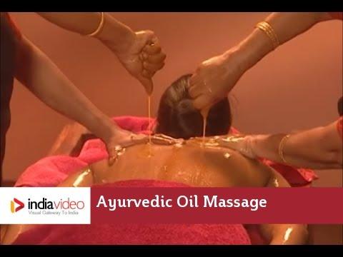 Pizhichil Ayurvedic Oil Massage Kerala Youtube