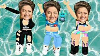 Roblox Musical-She boosts gasoline (Dilma)