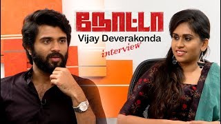 Tent kottai: Exclusive Interview With Actor Rowdy Vijay Devarakonda On NOTA Movie | 10/01/2018