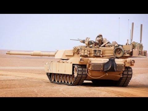 Сборка модели M1A2 SEP Abrams от MENG часть 4я