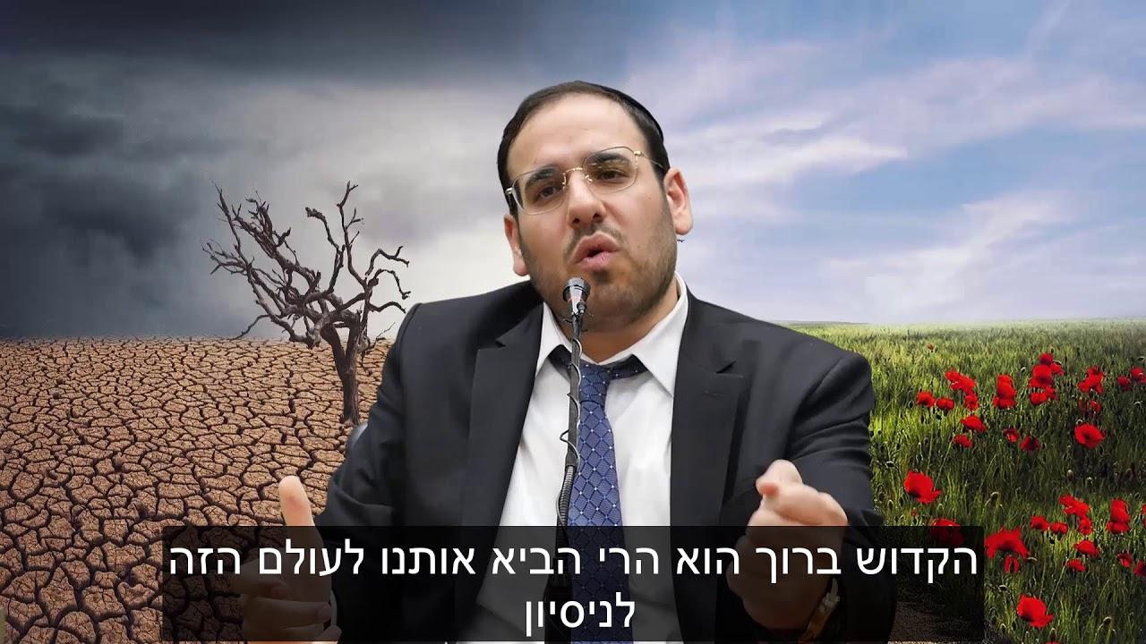 הרב דוד פריוף - האם עלינו להתייחס לחלומות? ואיך יכול להיות שה' מונע מיהודי לעשות מצווה?