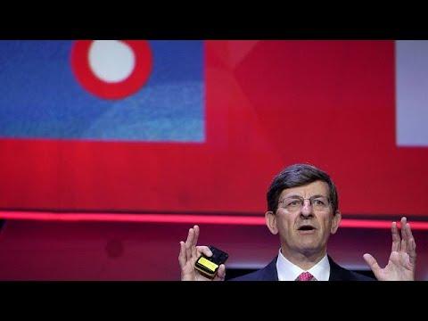 Telefonia: Vittorio Colao lascia Vodafone