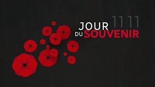 Jour du Souvenir : 100e anniversaire de l'Armistice
