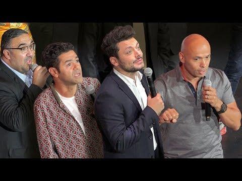 Alad'2 - Kev Adams, Jamel, Eric Judor, Ramzy Bedia (Le Grand Rex, 21/09/2018)