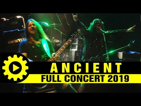ANCIENT full concert w/ CANNIBAL CORPSE [15/6/19 Thessaloniki Greece]
