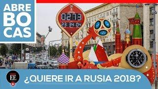 Esto es lo que costaría ir al Mundial de Rusia 2018 | El Espectador