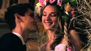 Свадьба в стиле рапунцель Парад 2014