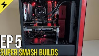 SUPER SMASH BUILDS EP. 5 - Real Gaming PCs by Real People!