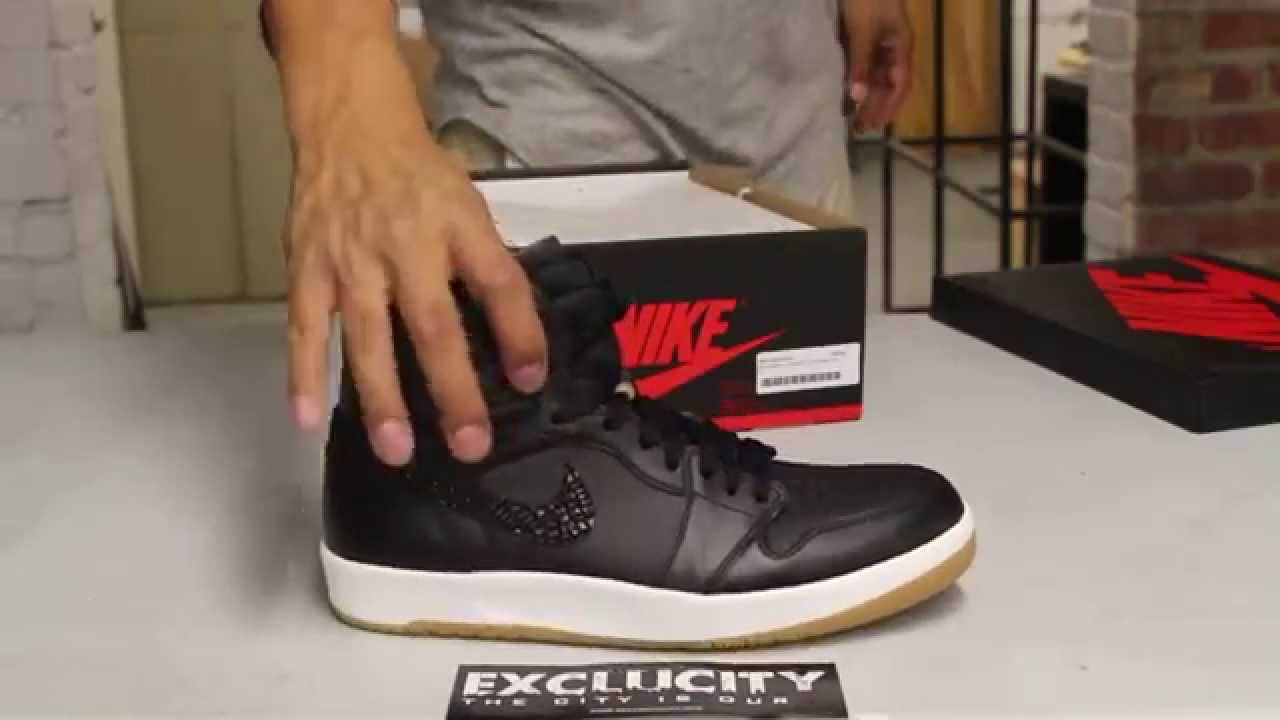 usa cheap sale pretty cheap stable quality Air Jordan 1.5 Retro The Return Black - Gum Unboxing Video at Exclcity