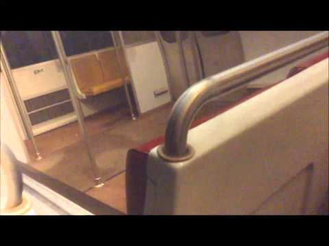 Washington DC Metro | Blue Line FULL JOURNEY: Franconia-Springfield to Largo Town Center
