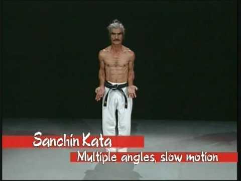 Pangai Noon Karate - Vol. I Sanchin pt 3