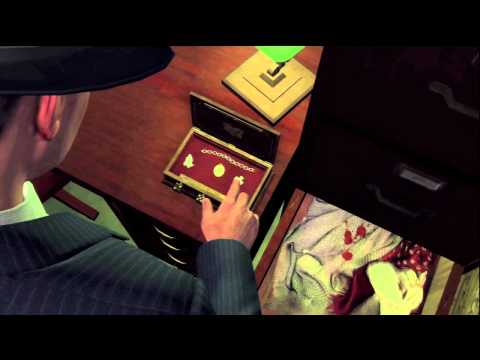 LA Noire Walkthrough: Case 10 - Part 4 [HD] (XBOX 360/PS3) [Gameplay]