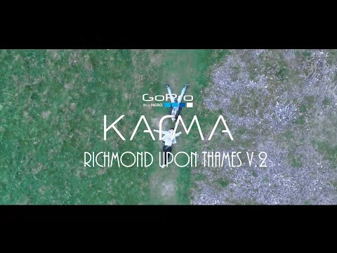 GoPro Karma Drone: Richmond Upon Thames V.2 [ London, UK]