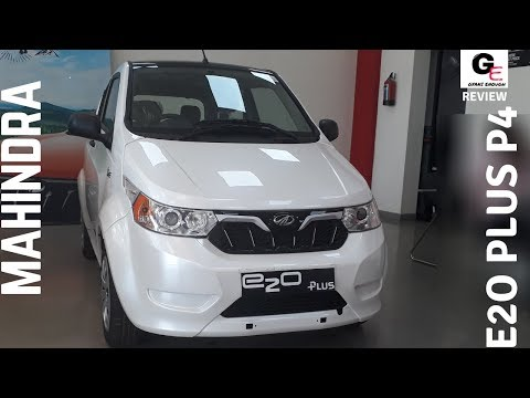 Mahindra e2o plus P4 | most detailed review | price | features | specifications !!!