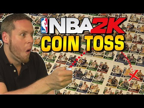 Thumbnail: NBA2K COIN TOSS! AMERICA'S NEW FAVORITE GAME!
