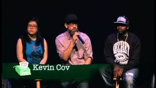 Writing Advice from Lamar Jorden, Kevin Coval, & Aimee Le at GCHS Writers Week 2013