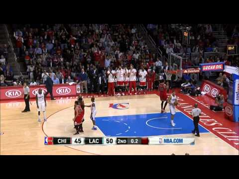 Chicago Bulls vs LA Clippers | Highlights | November 17, 2014 | NBA 2014/15 Season