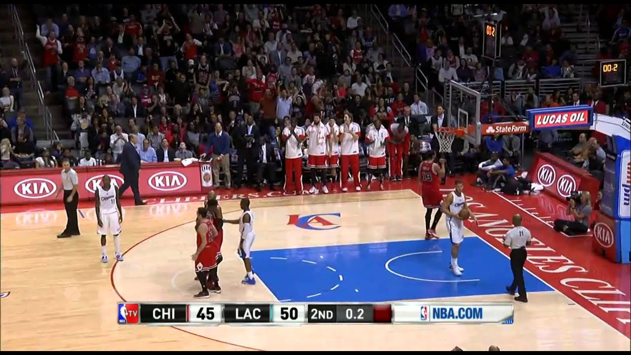 ac5f5622457 Chicago Bulls vs LA Clippers