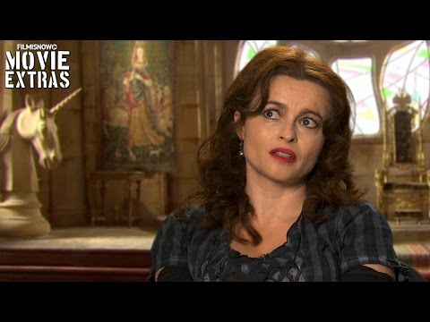 Alice Through the Looking Glass   On-set with Helena Bonham Carter 'Iracebeth/Red Queen' [Interview]