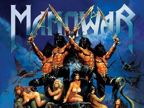 Manowar - Black Wind, Fire And Steel