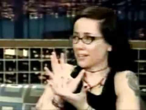 FLASHBACK: Janeane Garofalo slips '911 was an inside job' in on the Conan O'Brien