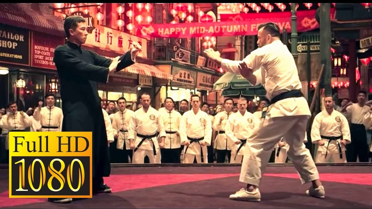 Download Ip Man vs Karate Master (Epic Fight) - IP Man 4 The Finale HD