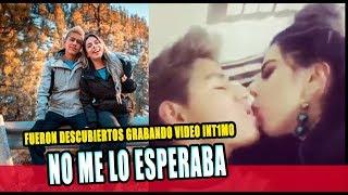 MAMÁ DE LIZBETH RODRÍGUEZ LA DESCUBRE GRABANDO VIDEO ÍNT1M0 EN SU CASA