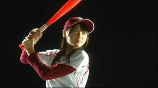 舞美ちゃんの野球人生w.