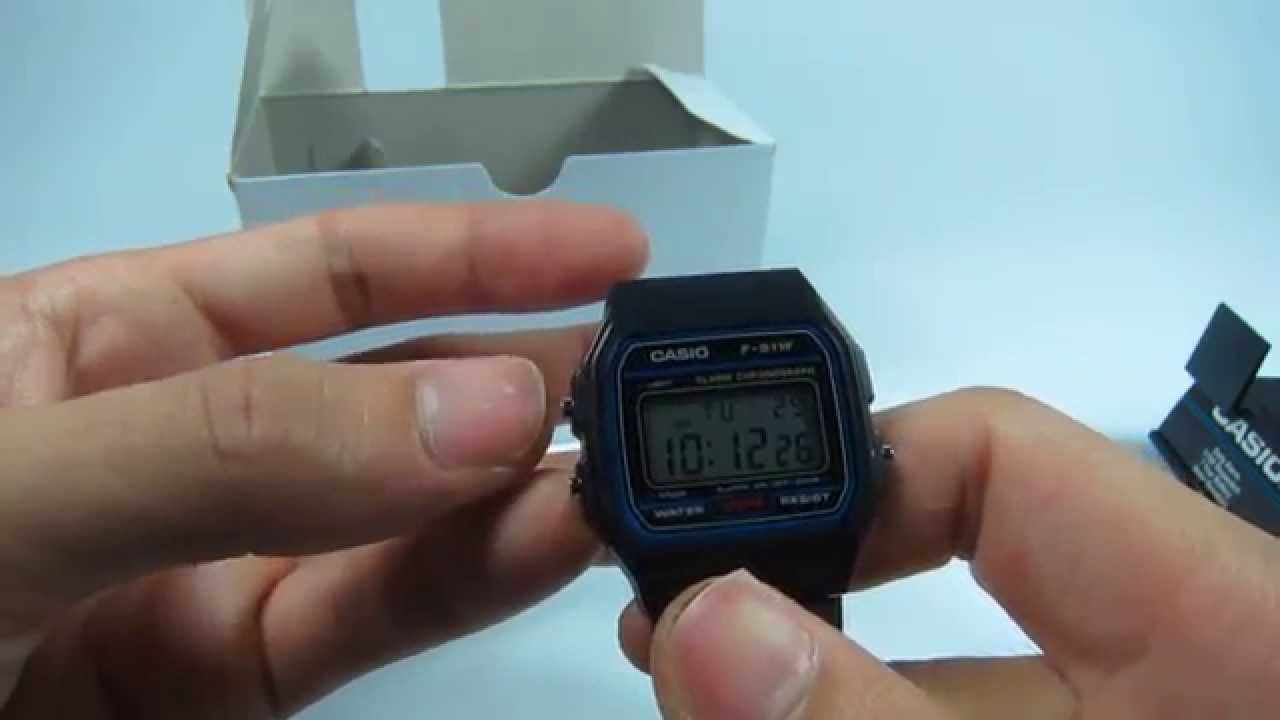 Kết quả hình ảnh cho cách chỉnh đồng hồ điện tử trẻ em