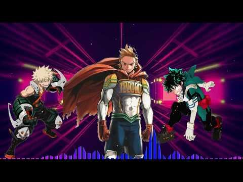 Boku no Hero Academia Opening 6 - Polaris ( Jab3 Remix )