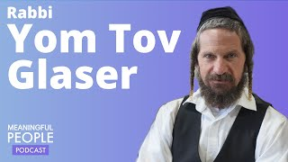 The Story of Rabbi Yom Tov Glaser - The Surfing Rabbi | Meaningful People #15