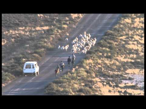NORTHERN CAPE VIDEO FREE STOCK FOOTAGE - South Africa Travel Channel 24 - NO SOUND