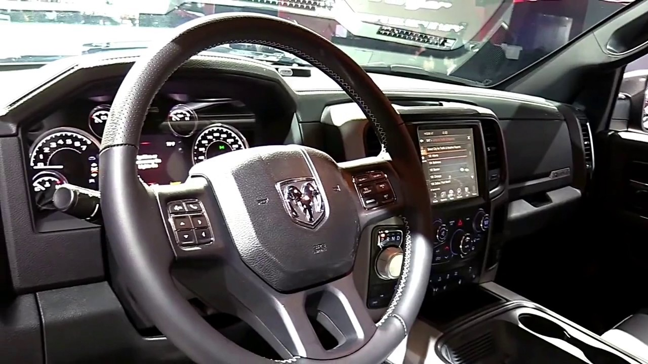 2017 dodge ram interior. Black Bedroom Furniture Sets. Home Design Ideas