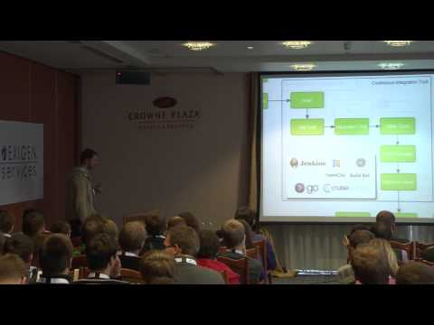 "Gediminas Guoba ""Continuous Delivery"""
