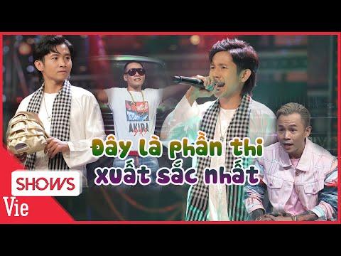 """RICKY STAR khiến dàn huấn luyện viên BẤN LOẠN đồng loạt quăng """"NÓN VÀNG"""" bởi màn trình diễn ẤN TƯỢNG"""