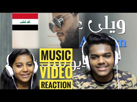 Mohamed Alsalim - Wale Al Qalb (Exclusive Music Video) | REACTION