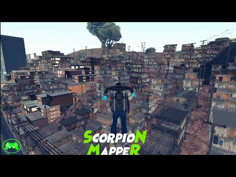 Favela Do GTA 5 For MTA SA | Favela - Paraisópolis BETA V1