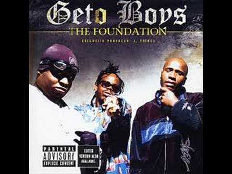 Geto Boys- Nothing 2 Show