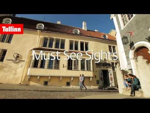 Travel Guide Tallinn, Estonia - Tallinn's must see sights