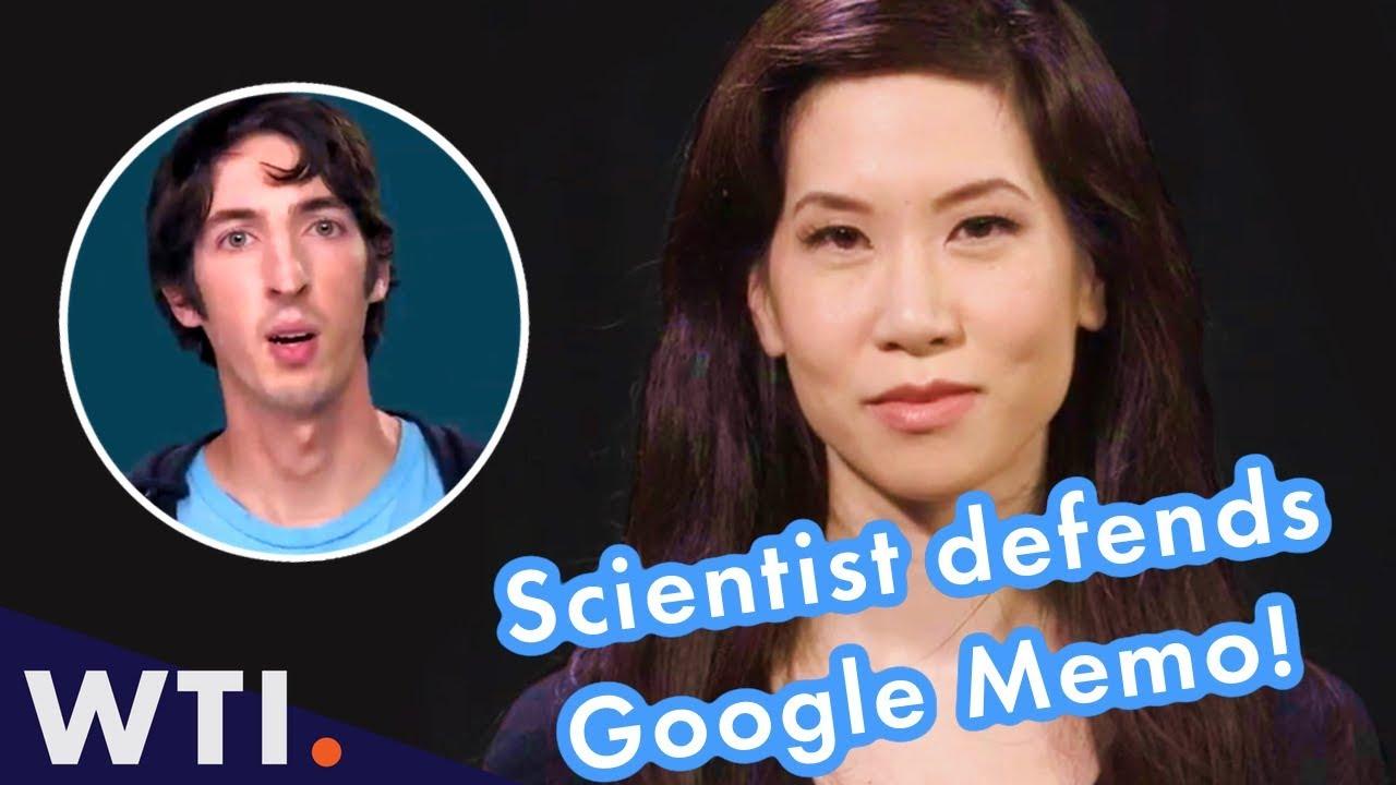 Sex Gender And Bullshit Part 2 Dr Debra Soh Responds To Critics Of James Damore Youtube
