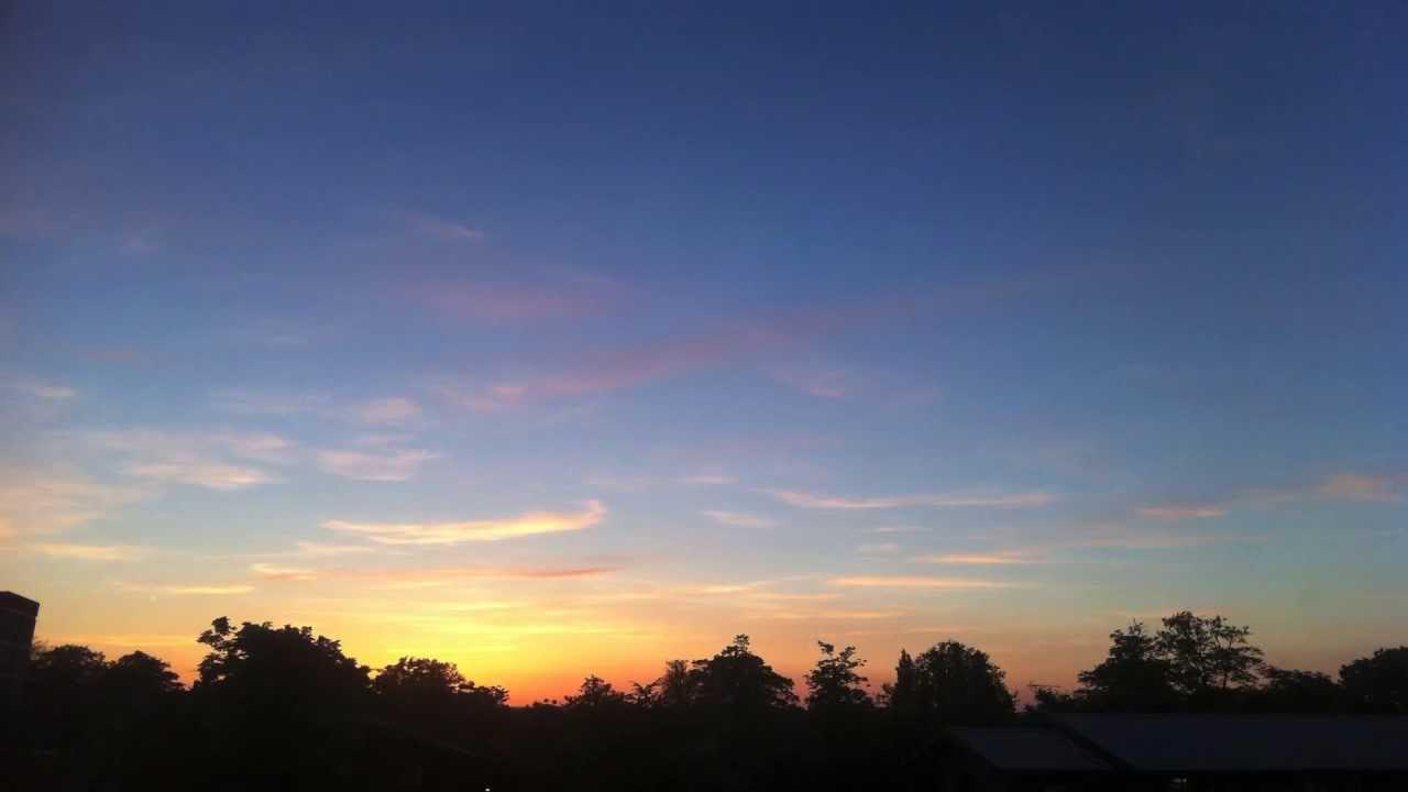 Sunset 3 At Ultra Hd 1440p 2560x1440 Pixels Youtube