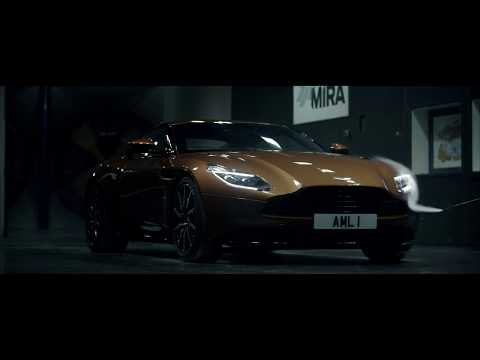 Uncovering the aerodynamic secrets of the new DB11 | Aston Martin