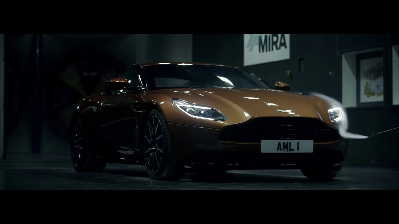 eff2fc4c5879 Uncovering the aerodynamic secrets of the new DB11