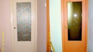 видео Реставрация межкомнатных дверей своими руками