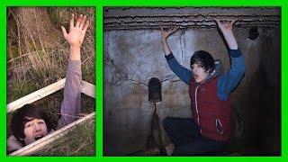 Secret Underground Bunker!