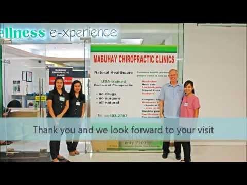 Mabuhay Chiropractic Clinic - Las Pinas