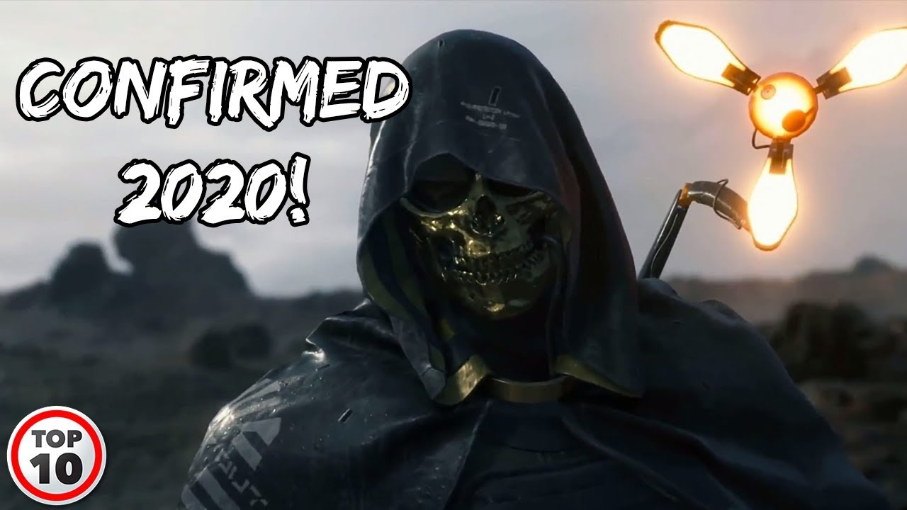 Top 10 Scary Games Coming Out In 2020 Youtube