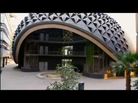 Masdar, une cité verte au pays de l'or noir - Doc complet