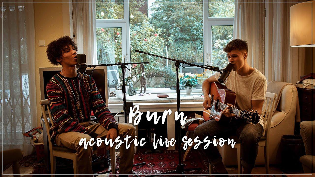 Leif Bent & Khepri - Burn [Live Acoustic Session]
