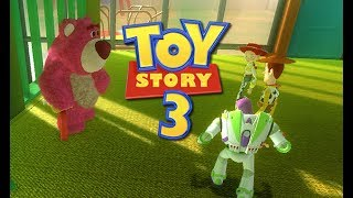 Toy Story 3 - Fair Play - Part 4 [Father & Son Gameplay] - Xbox 360 Xbox One